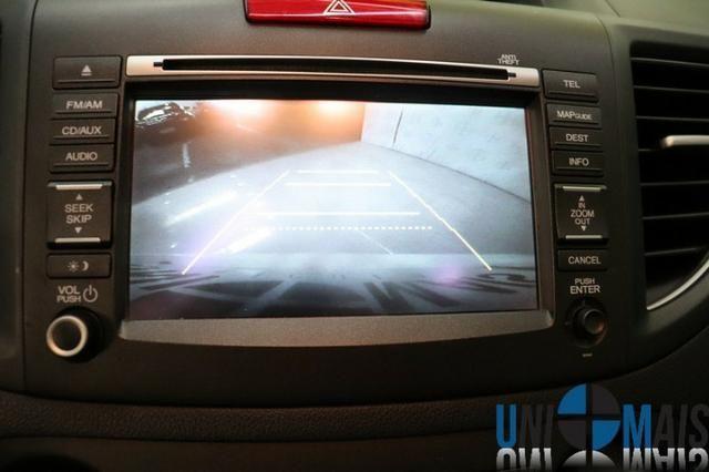 Honda Crv Exl 2014 Automatica Top Linha Flex Teto Solar Muito Nova Apenas 69.900 Lja - Foto 15
