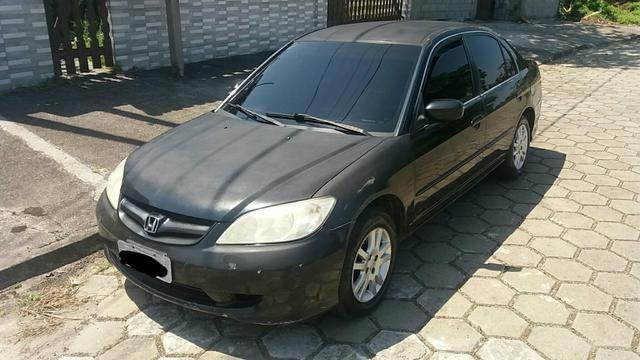 Honda Civic 1.7 LX 4p *TROCO POR TENERÉ 250 - Foto 15