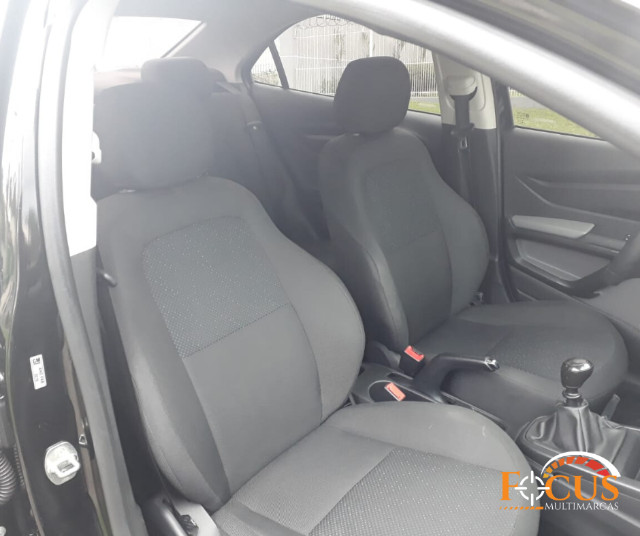 Chevrolet Prisma Joy 1.0 - 2017 - Foto 9