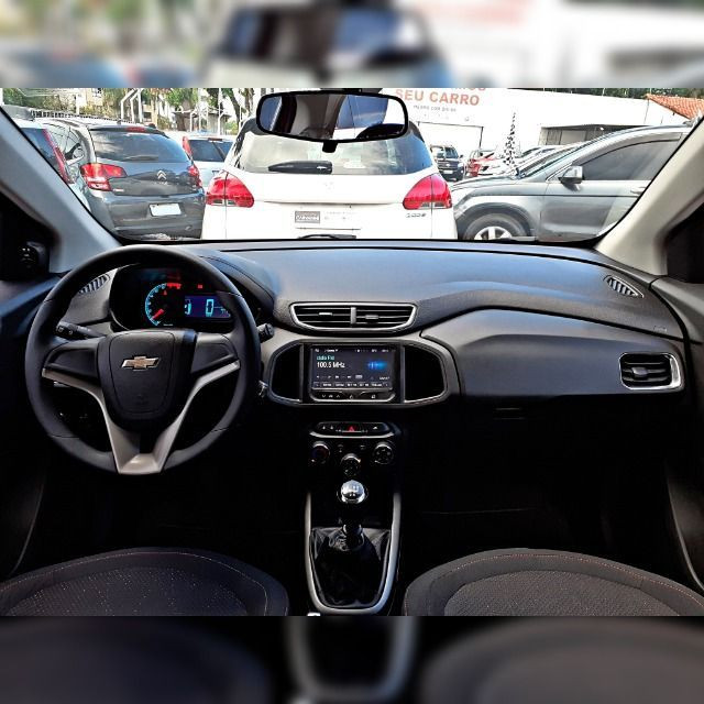 Chevrolet Onix LTZ 1.4 2015 Completo - Foto 8