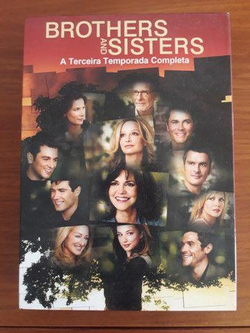 Dvd - Brothers & Sisters 3° Temporada