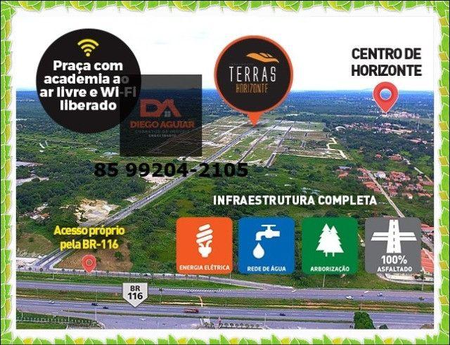 Lotes Terras Horizonte(Parcelas a partir de R$ 280,72)!! - Foto 6