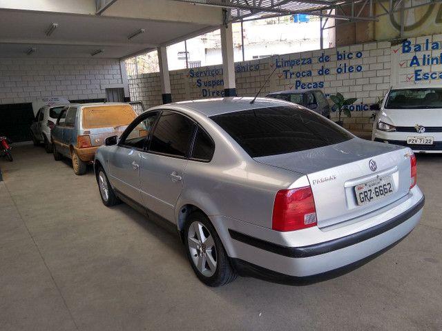 Vendo Passat 1.8 turbo 98/99 - Foto 3