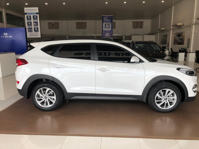Semi Novo Zucatelli New Tucson GLS 2020/2021  - Foto 3