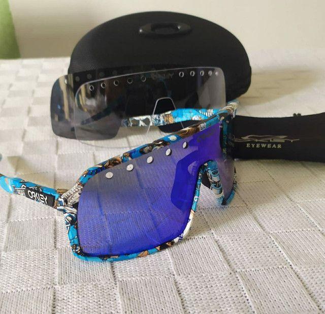 Óculos Ciclismo - Modelo Sutro Origins - Foto 3
