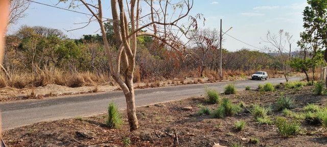Terrenos no Parque Resid Tropical Ville (Cuiaba) Parte Alta e Área Verde - Foto 4