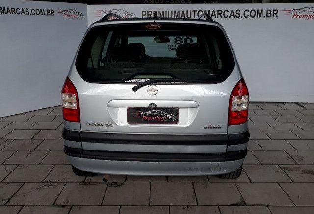 GM Chevrolet Zafira Elegance 2008 Automática 2.0 8V 07 Lugares Completa - Foto 6