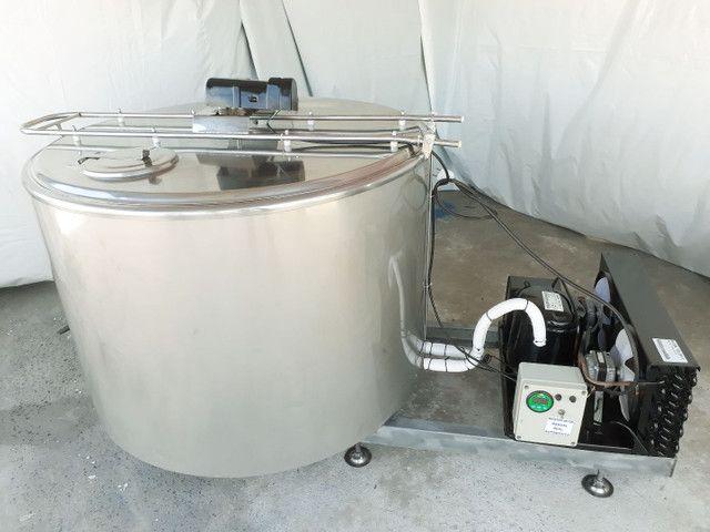 Resfriamento Tanquinho de leite Agranel 500 LITROS - Foto 4