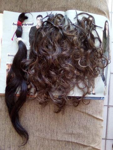 Venda - Cabelos para Mega Hair