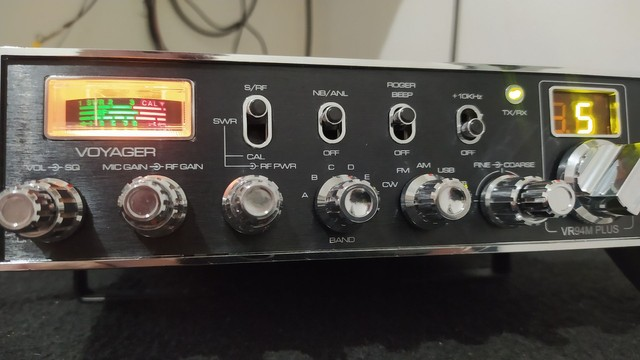 rádio Px vr95 - Foto 5