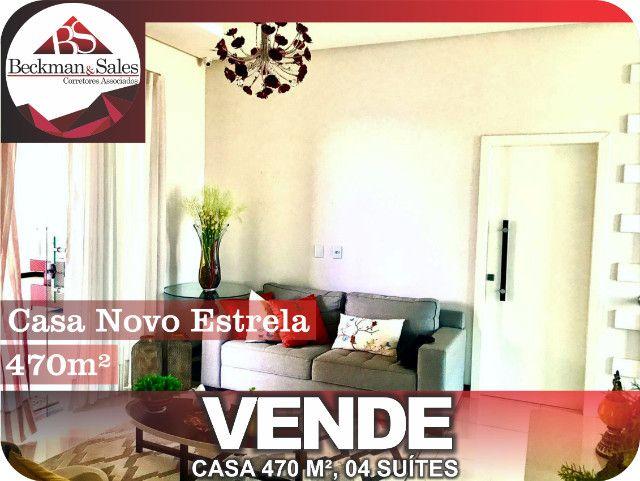 Belíssima Casa de 05 (Cinco) Suítes. - Foto 10
