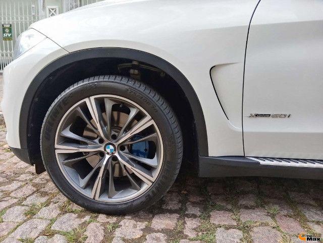 bmw X5 xdrive 50I - V8 Bi-Turbo, blindagem G5 IIIA - R$198.900,00 - Foto 9