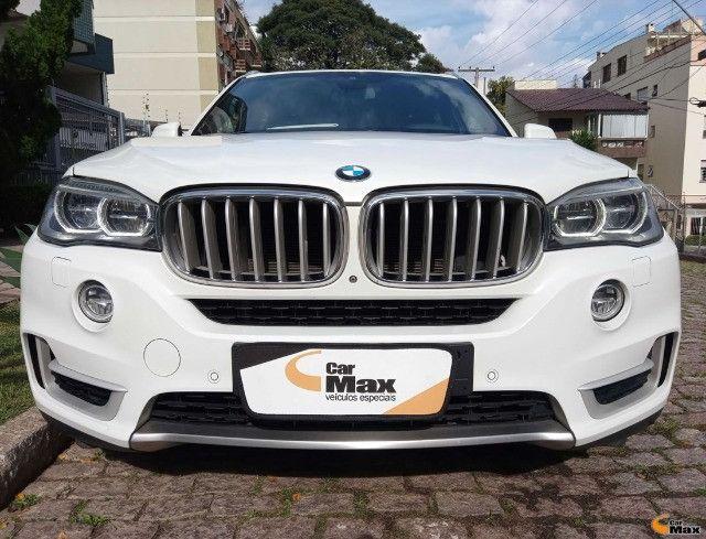 bmw X5 xdrive 50I - V8 Bi-Turbo, blindagem G5 IIIA - R$198.900,00 - Foto 7