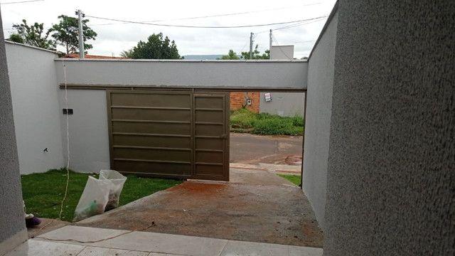 Para familia grande, casa 3/4 no Jardim Itapua, Aparecida de Goiânia - Foto 3