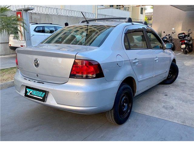 Volkswagen Voyage 2012 1.0 mi 8v flex 4p manual Peq entrada + 367,60 mensais no cdc. - Foto 4