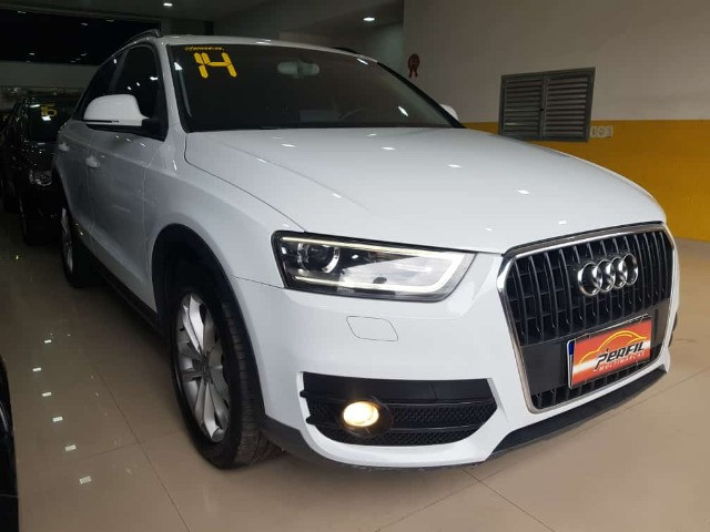 Audi Q3 TFSI 2.0 2014 (Aprovo sem Burocracia e Por Telefone) - Foto 2