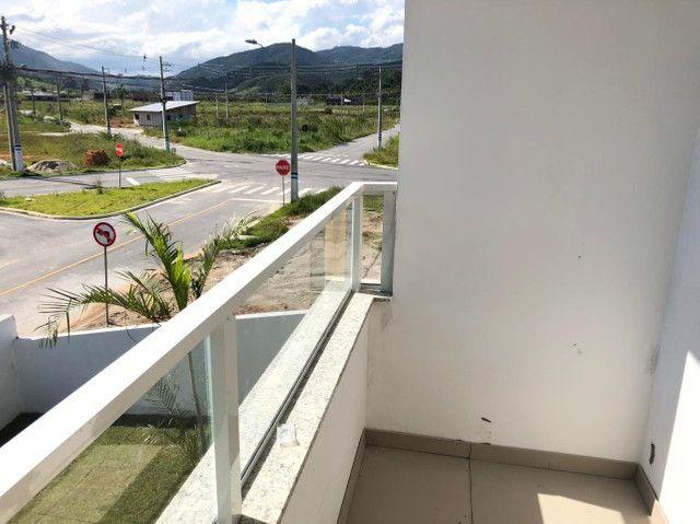(TH1007) Duplex com 2 suítes e garagem semi coberta no bairro Forquilhas em São José!!!   - Foto 9