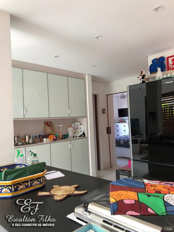 Casa Triplex Com 5 Quartos Sendo 4 Suítes e Cobertura Gourmet - Foto 5