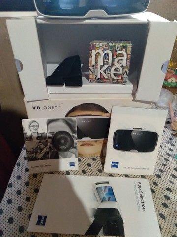 Óculos de realidade virtual VR ONE Zeiss - Foto 2