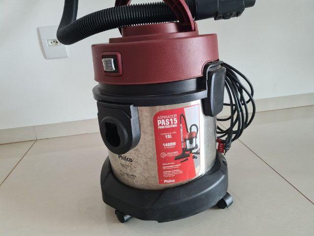 aspirador de pó e água - Foto 3
