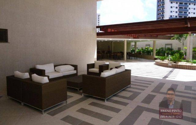Apartamento no Villa Sonata com 3 dormitórios à venda, 124 m² por R$ 850.000 - Aldeota - F - Foto 16