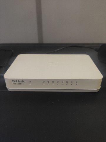 Vendo Switch D-link Dgs-1008a