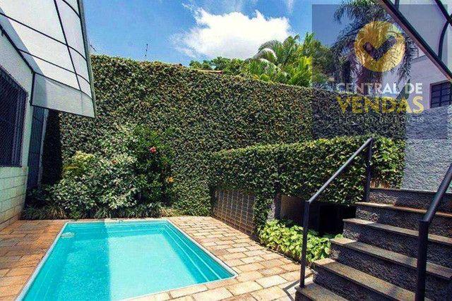 Casa à venda com 5 dormitórios em Santa amélia, Belo horizonte cod:168