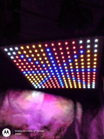 Painel led Full spectrum 1000w bivolt c/nf