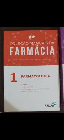 Livro - Coleção Manuais Da Farmácia Para Concursos E Residências - Foto 2