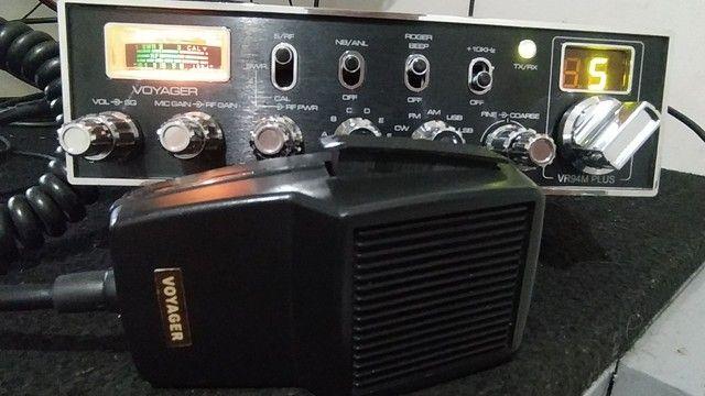 rádio Px vr95 - Foto 2