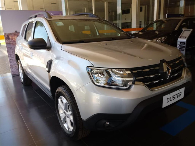 RENAULT DUSTER 1.6 16V SCE FLEX ZEN MANUAL - Foto 7