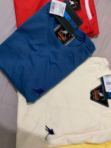 Camisa Crosby básica  - Foto 5