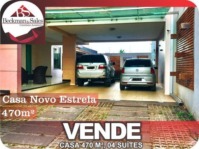 Belíssima Casa de 05 (Cinco) Suítes. - Foto 3