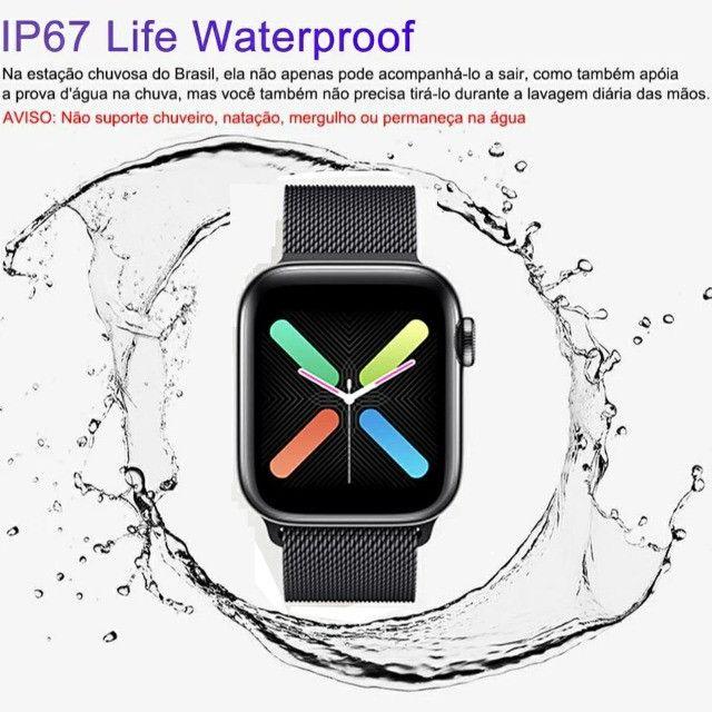 Relógio Smartwatch x7 Versão Atualizada Lançamento - Foto 5