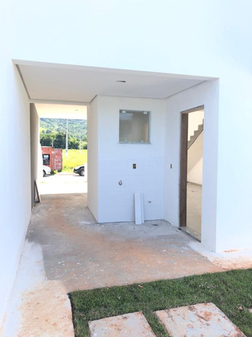 (TH1007) Duplex com 2 suítes e garagem semi coberta no bairro Forquilhas em São José!!!   - Foto 10