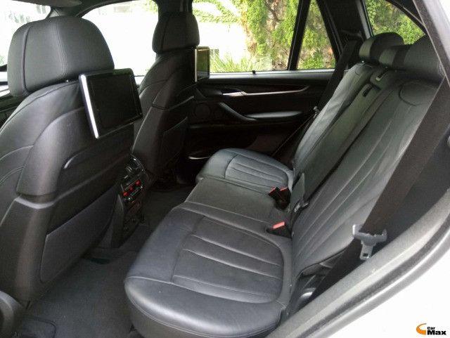 bmw X5 xdrive 50I - V8 Bi-Turbo, blindagem G5 IIIA - R$198.900,00 - Foto 4