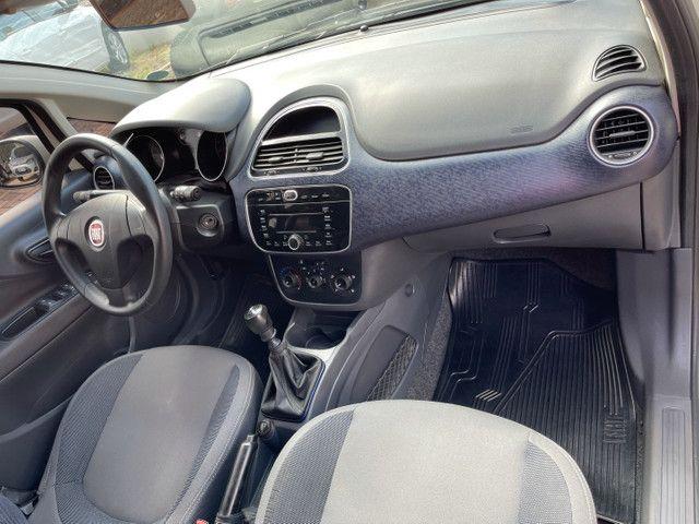 Fiat PUNTO 1.4 Attractive 2014  - Foto 11