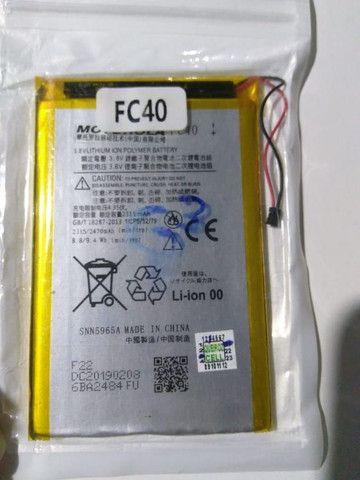 Bateria F40 (moto g3)