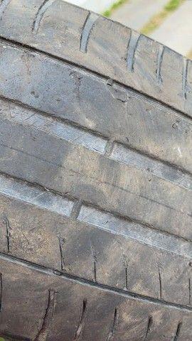 4 pneus aro 17 215/55 - Foto 3