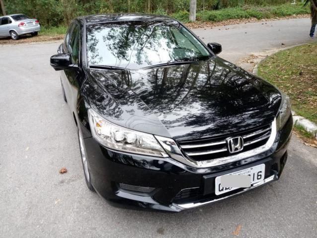 HONDA ACCORD 2013/2014 3.5 EX V6 24V GASOLINA 4P AUTOMÁTICO