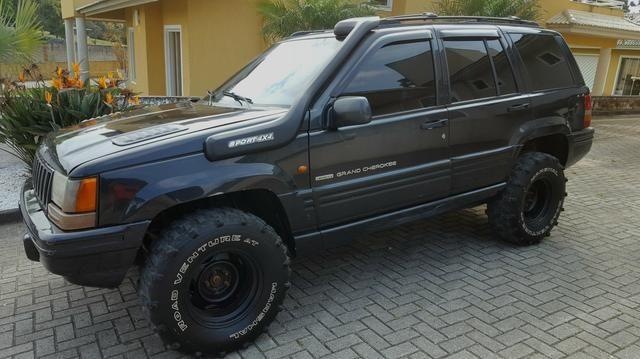 JEEP Gran Cherokee Limited V8 5.9 4x4