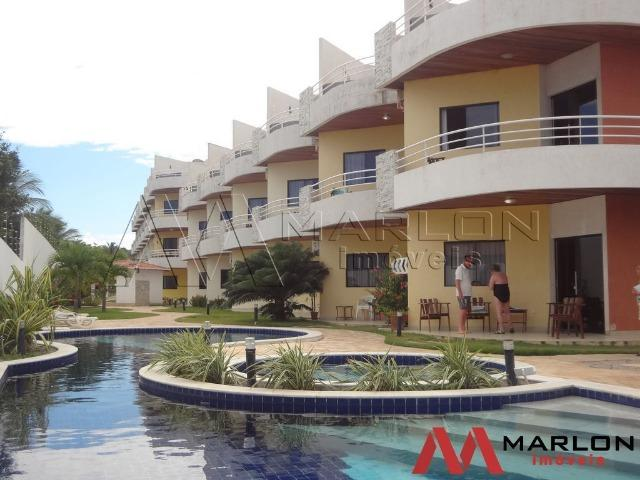 Apartamento Ocean View na praia de Tabatinga