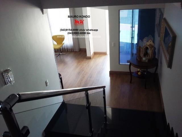 Excelente casa de alto padrão no Condomínio Moradas do Arvoredo em Ibiporã - Foto 6