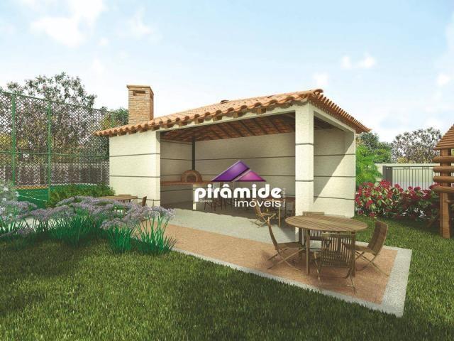 Apartamento com 2 dormitórios à venda, 55 m² por r$ 265.000,00 - jardim augusta - são josé - Foto 13