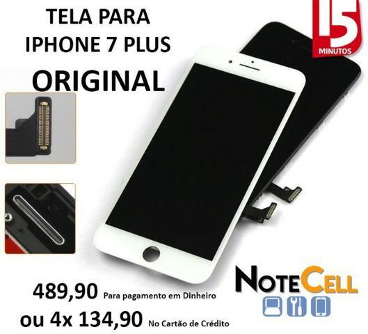 Tela Para iPhone 7 Plus Original
