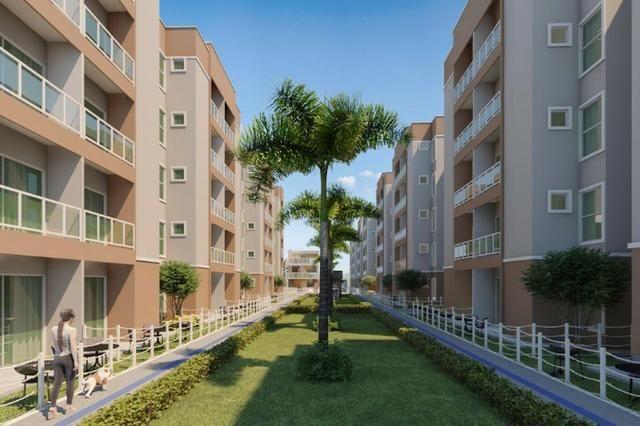 Único Apartamento no Passaré- Elevador- 2 Suites-2 Vagas - Dentro do Minha Casa Minha Vida