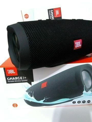 Caixa De Som Bluetooth 20w Rms Portátil Charge3+