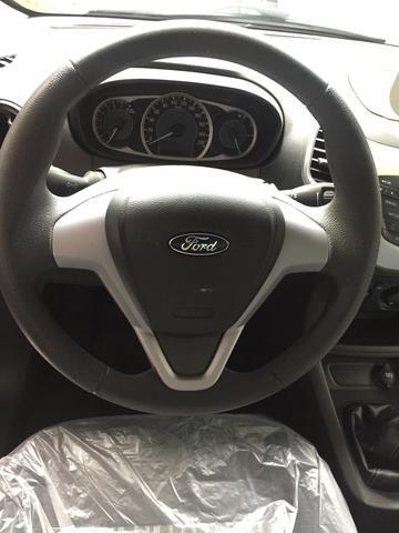 Ford KA SE 2018/2018 com apenas 22048km - Foto 9