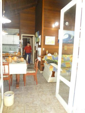 Alugo Casa mobiliada com três dormitórios na baia dos golfinhos em Gov Celso Ramos - Foto 11