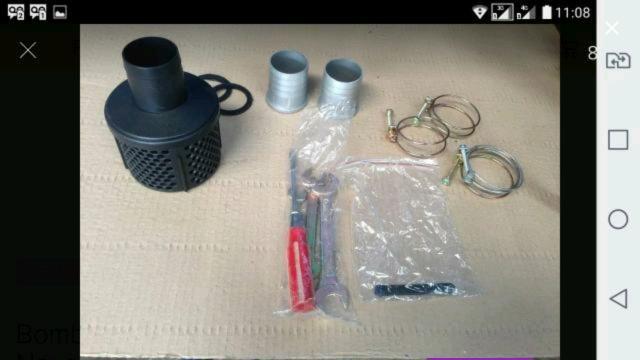 Motobomba DISEL BD 710cf autoescovante - Foto 3